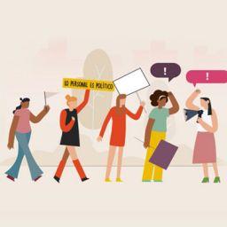 Campaña de sensibilización en violencia de género